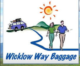 wicklow way baggage transfer